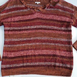 Maurices Striped Sweater